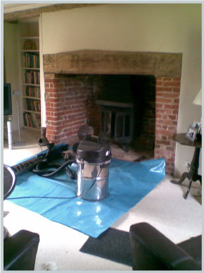 Atlas chimney sweep ltd fireplace